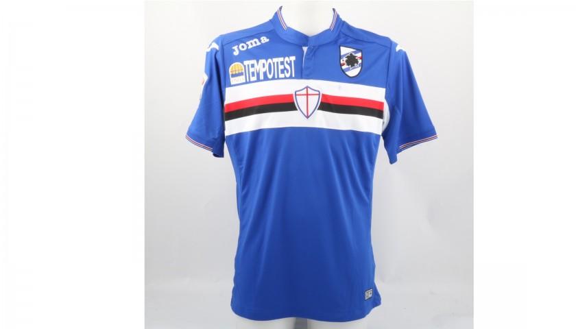 Seconda Maglia Sampdoria EDGAR BARRETO