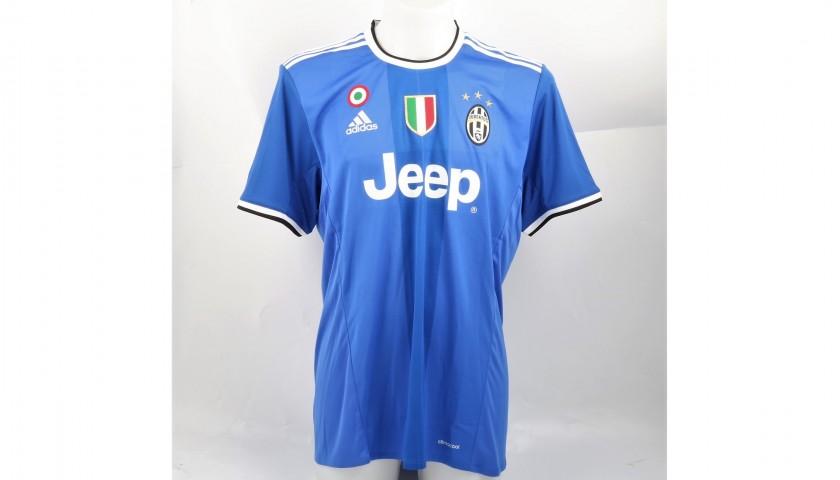 Official Dybala Juventus Shirt, 2016/17 - Signed