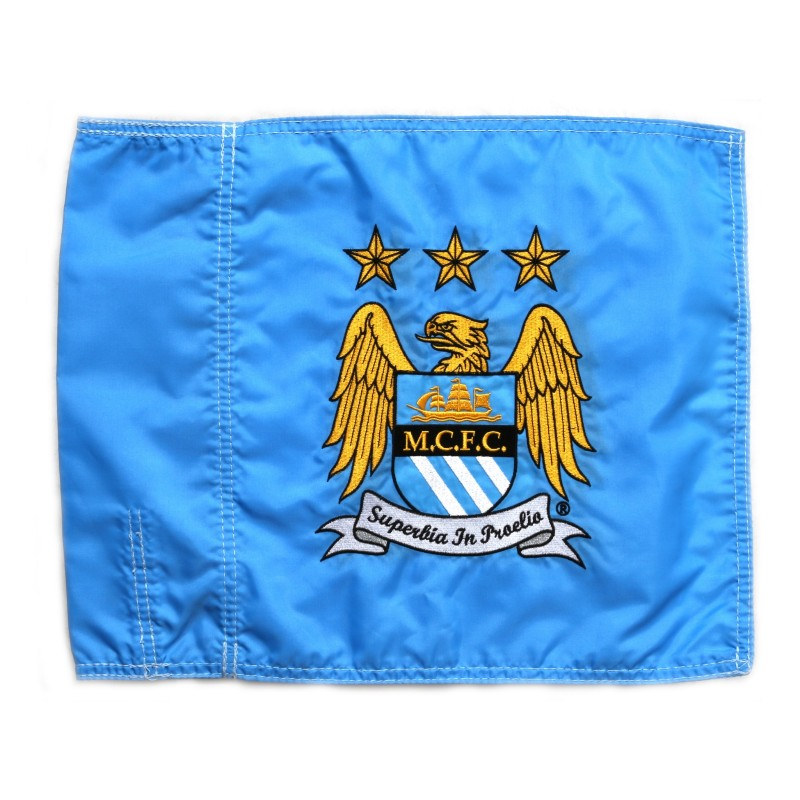 Manchester City FC Corner Flag from 2015 | 2016