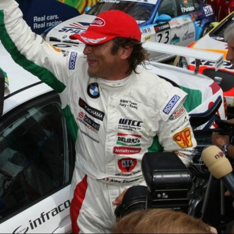 Race Suit Worn and Signed by Alex Zanardi - Brno 2009