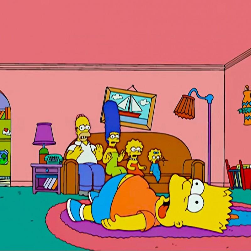 "The Simpsons - Original Script ""The Heartbroke Kid"""