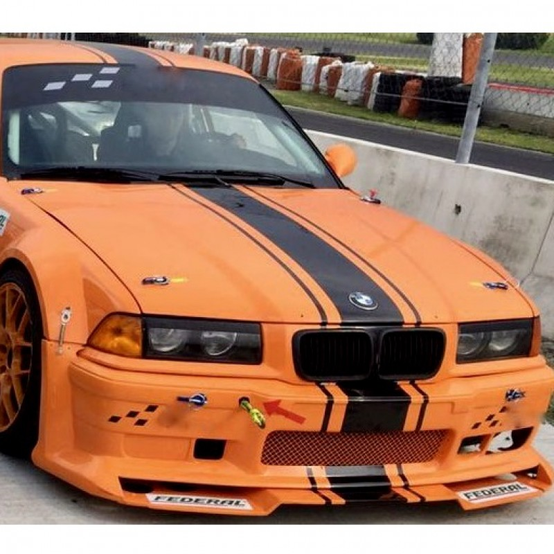 1993 BMW M3 E36 Race Car