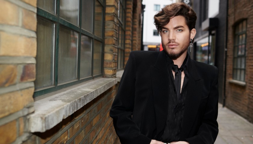 Win a Personalised Christmas Message from Adam Lambert