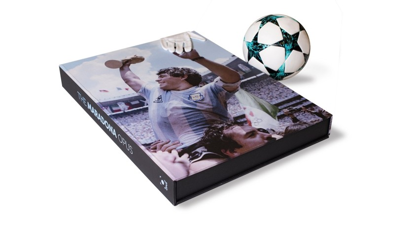 Special Edition - Maradona OPUS VIP Package + 2 Tickets For The 2022 World Cup Final