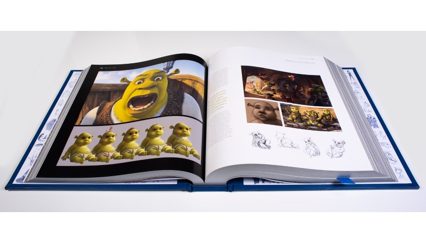 DreamWorks Animation Opus Premiere Edition
