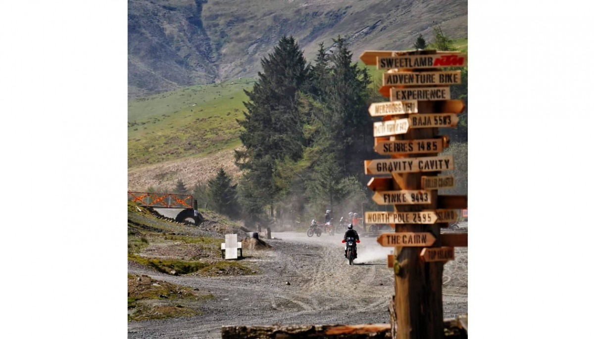 Win The Ultimate Adventure Bike Charity Prize Draw!