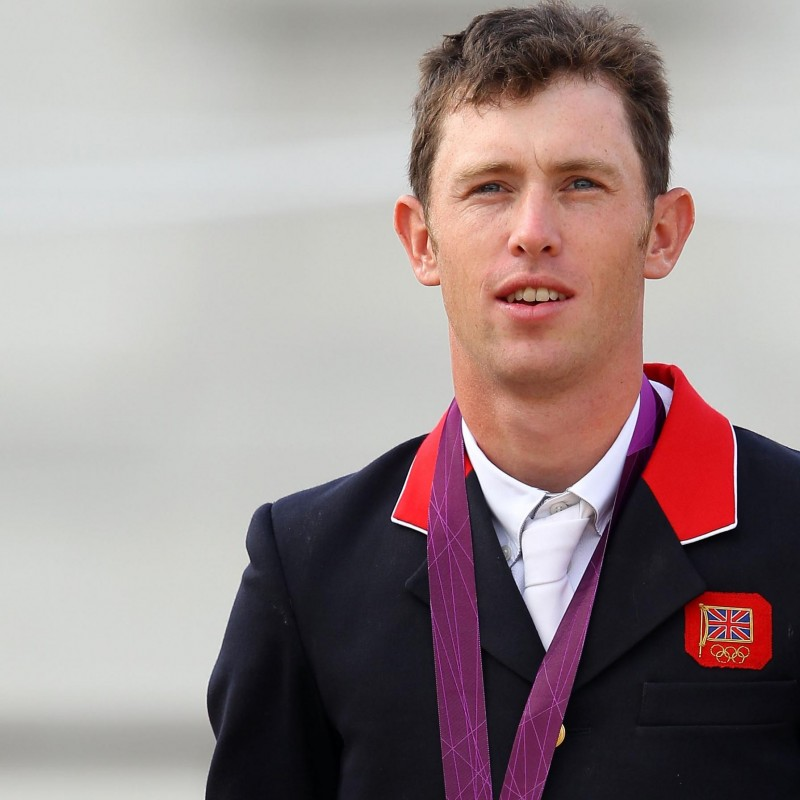 One on one Showjumping lesson with Scott Brash MBE