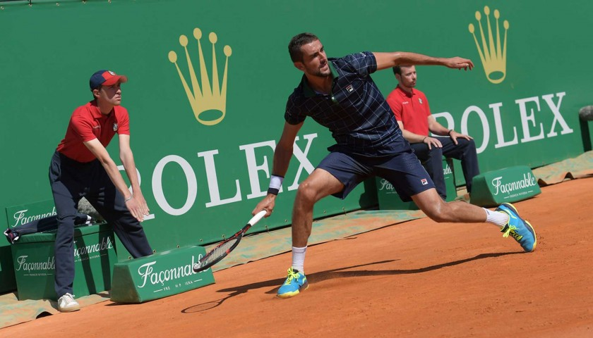 2 Players' Tribune Tickets to the ATP Monte-Carlo Rolex Masters on April 20th