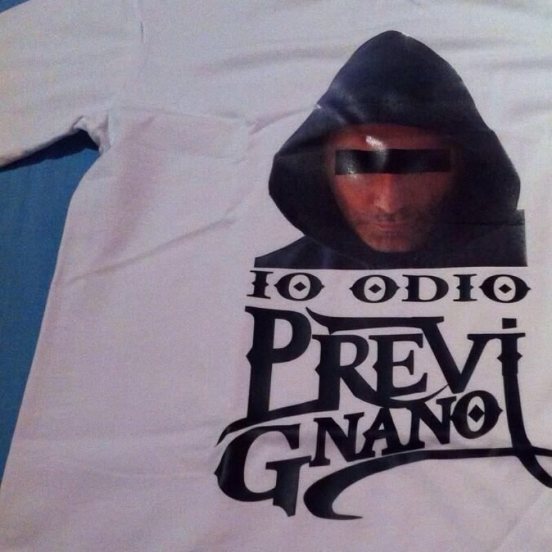 """""""Io odio Prevignano"""" T-shirt"""