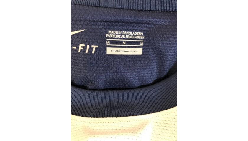 Verratti's Official PSG Signed Shirt, 2013/14