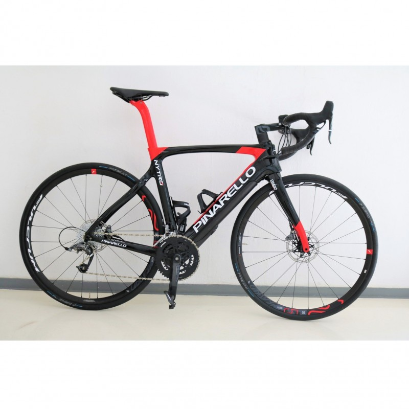 Exclusive Nytro Pinarello E-road Bike