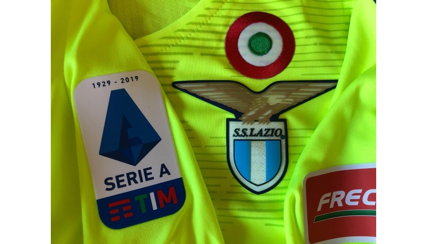 Alia's Lazio Match Shirt, 2019/20