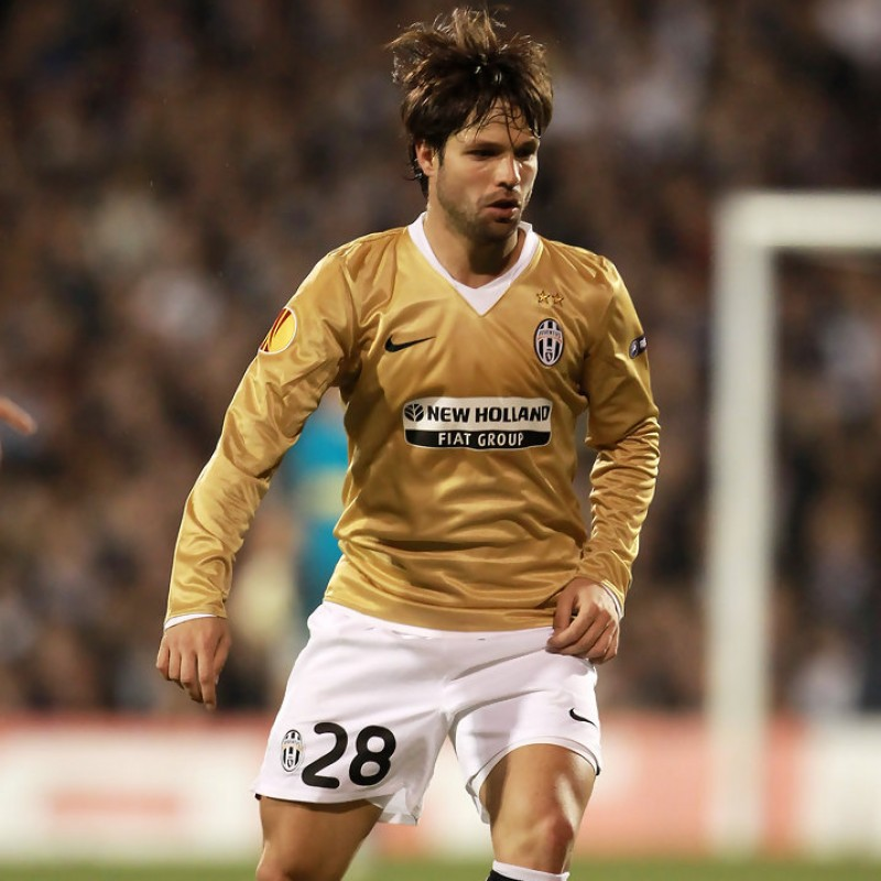 Diego Ribas' Match-Issued/Worn Juventus Shirt, 2009/10 Serie A