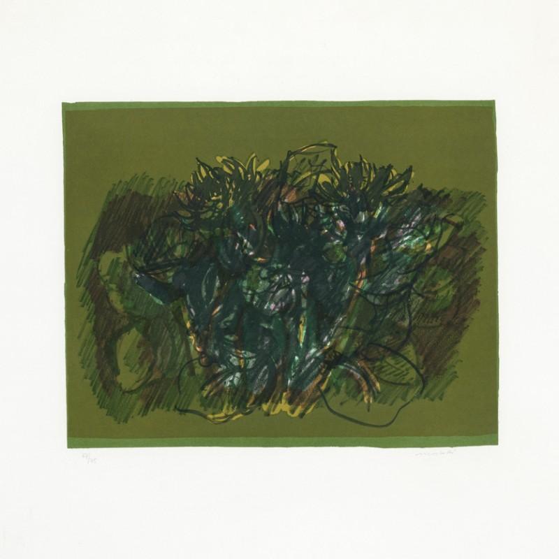"""""""Untitled"""" by Ennio Morlotti"""