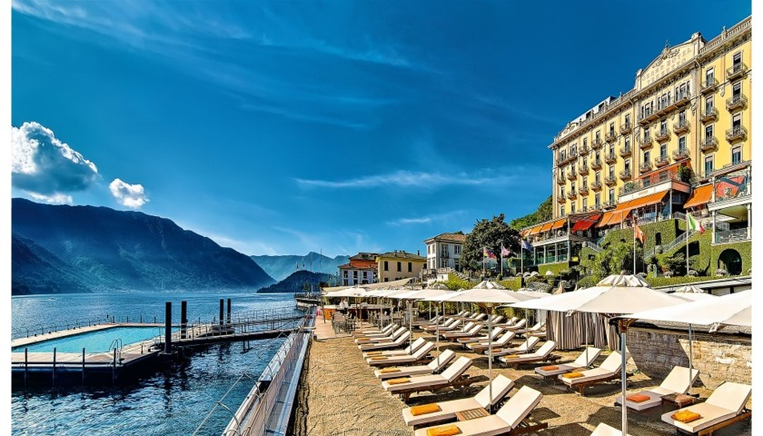 Enjoy a Two-Night Stay for Two at Grand Hotel Tremezzo