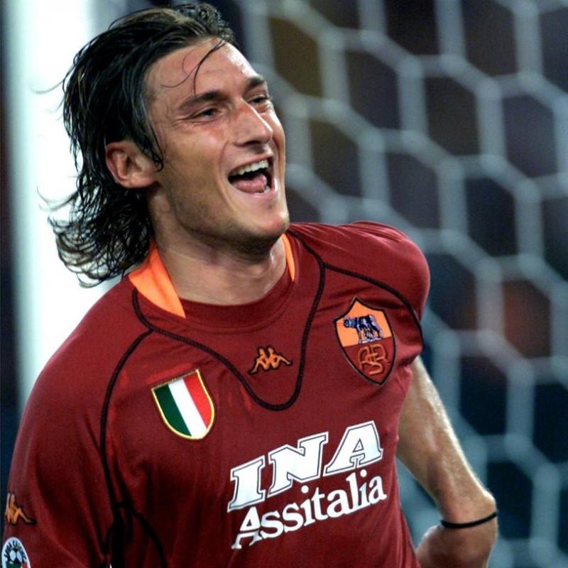 Roma Shirt, 2001/02
