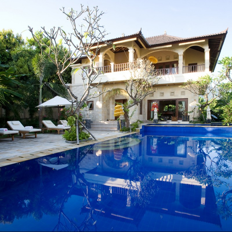 Private Luxury Villa in Bali for 8