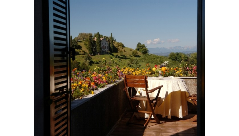 One-Night Stay for Two at Villa Cipriani, Italy