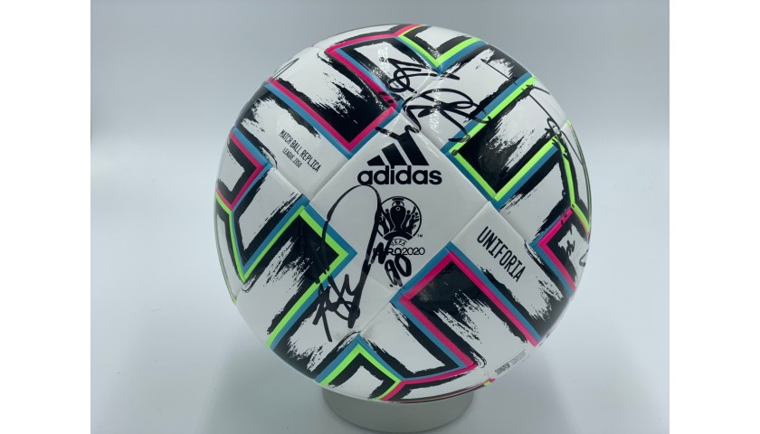 Official Football, Euro 2020 - Signed by AC Milan