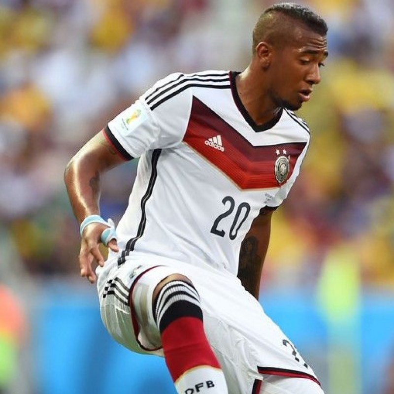 Boateng shirt, issued/worn Germany-Ghana World Cup 2014