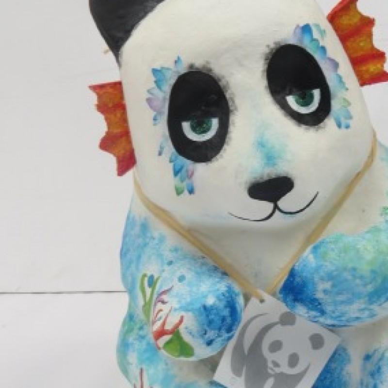 """Panda""""Sea"""" personalized by Donatella Bianchi"""