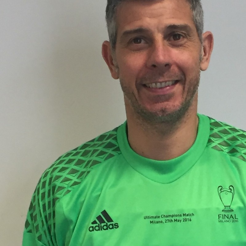 Meet Francesco Toldo and receive from him match worn stuff Ultimate Champions Match