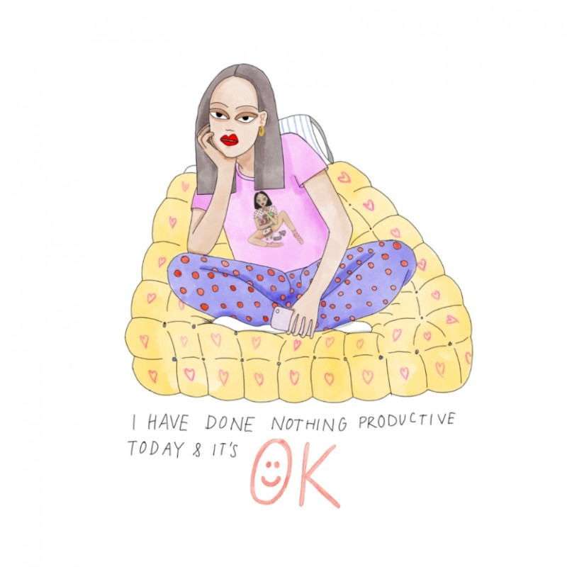 """It's ok"" by Emma Allegretti"