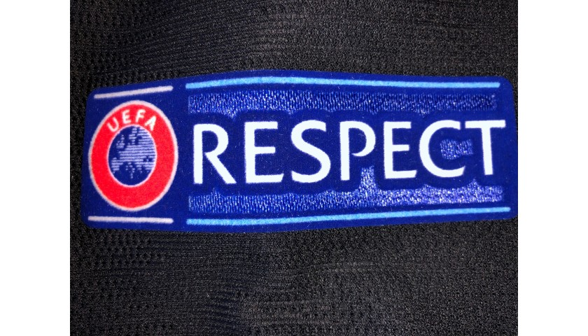 Morata's Atletico Madrid Match Shirt, UCL 2019/20