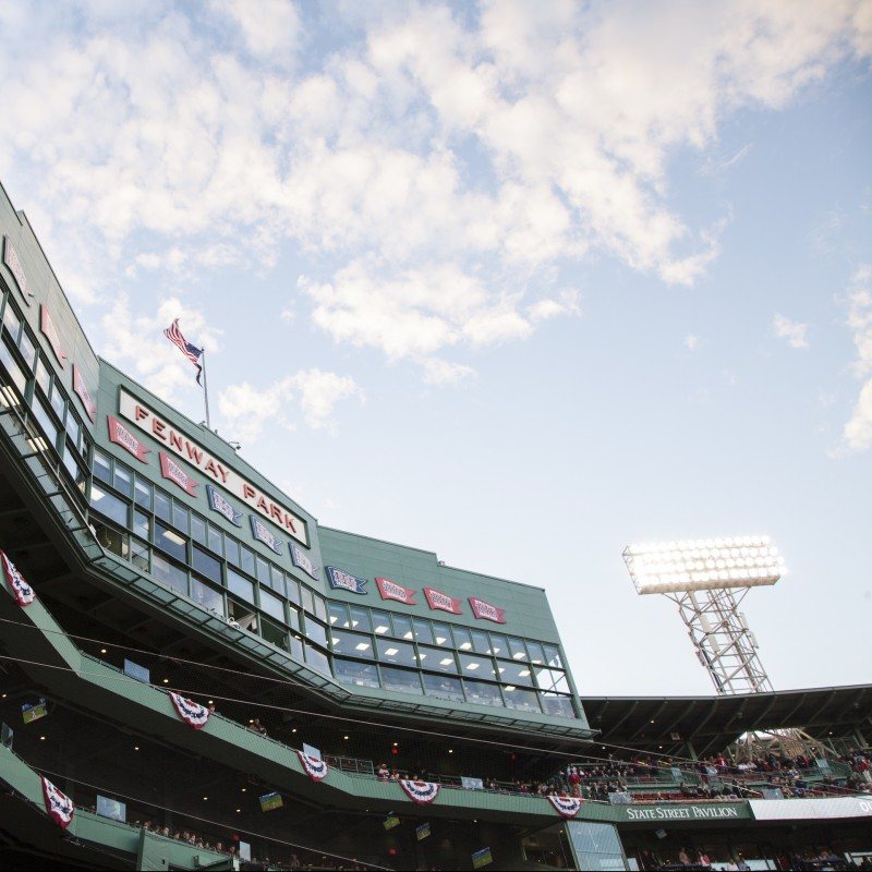 Attend Any Red Sox Destination Experience Held at Fenway Park