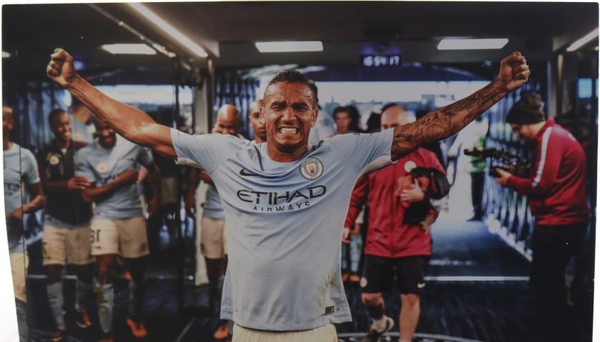 Manchester City Danilo Unique Picture