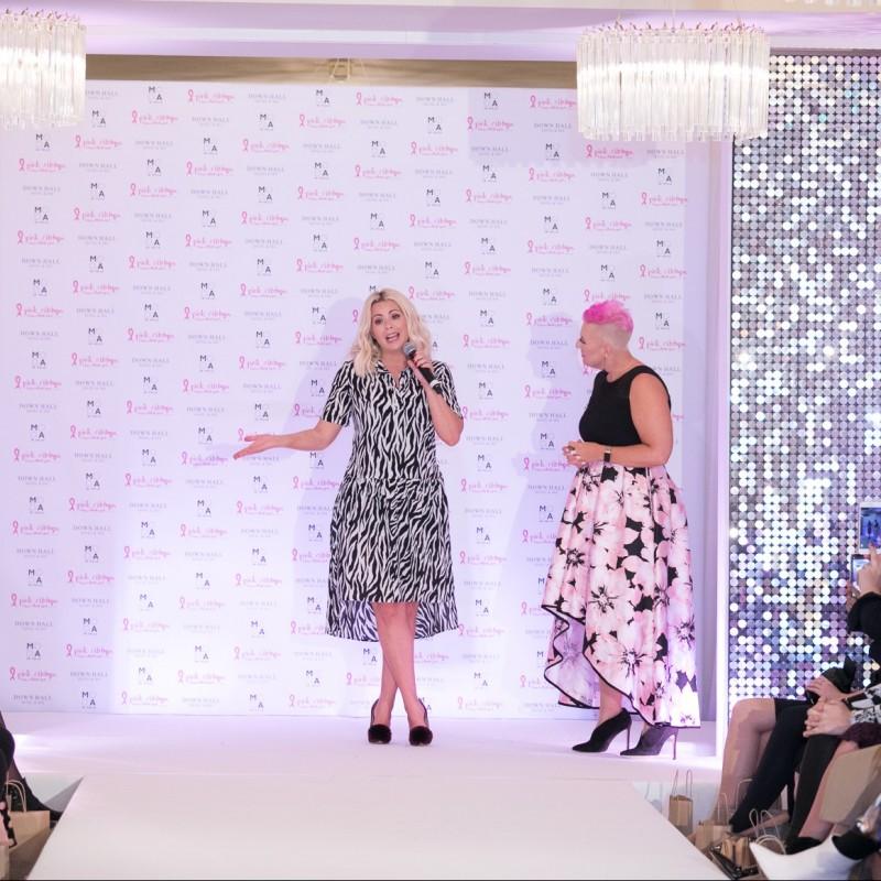 Zebra Print Missy Empire Dress Worn by Nicola McLean