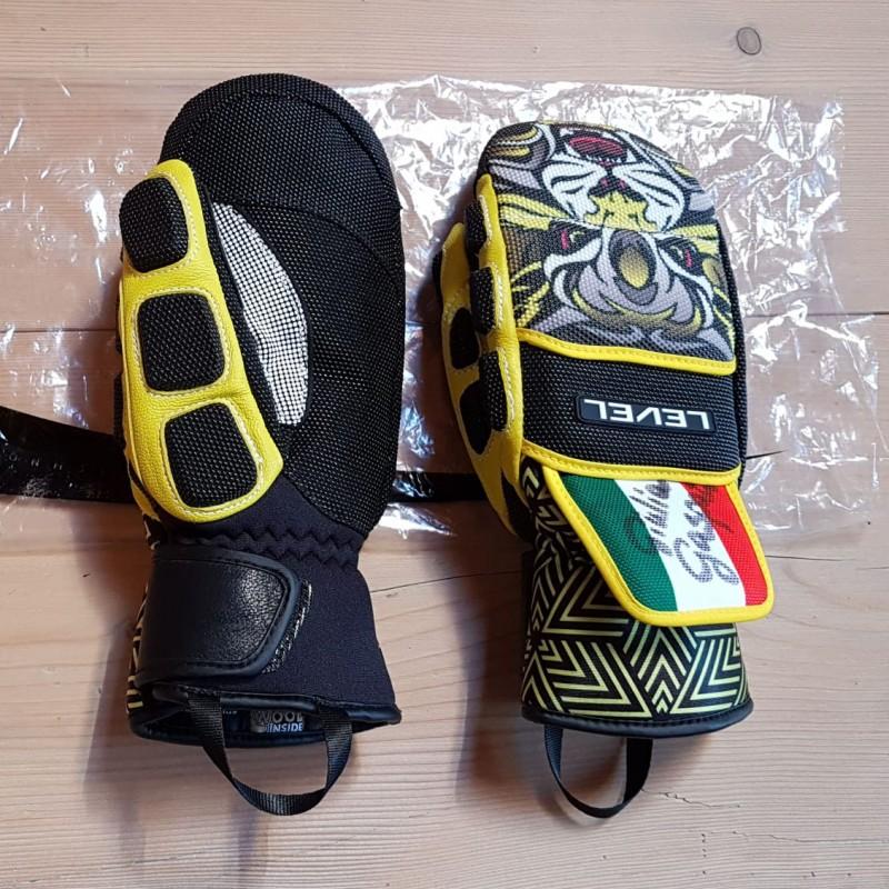 Giulia Gaspari's Level Ski Gloves