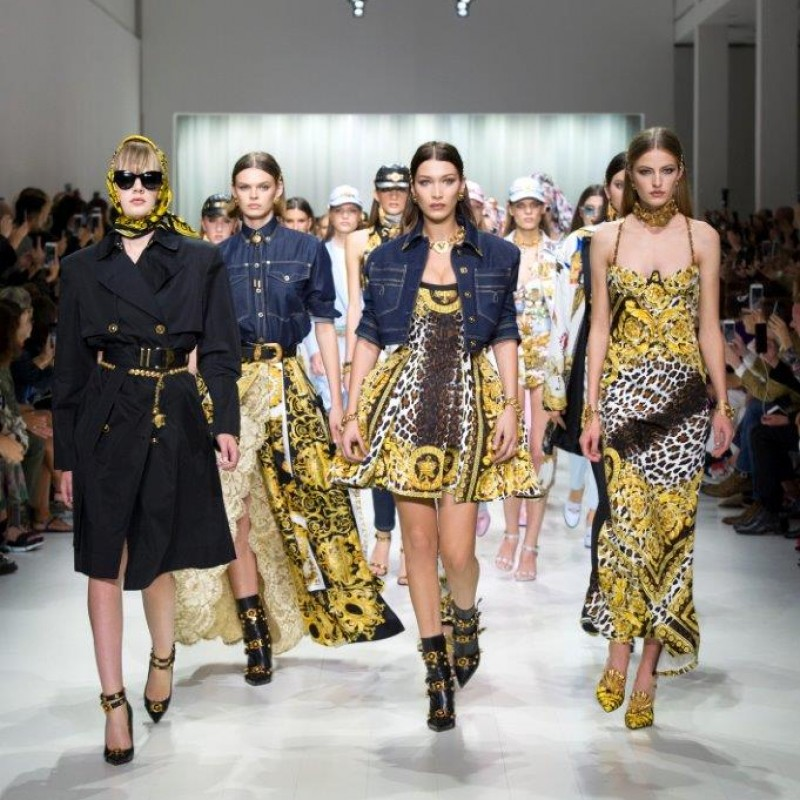 Two Tickets to the Versace F/W 2018/19 Fashion Show