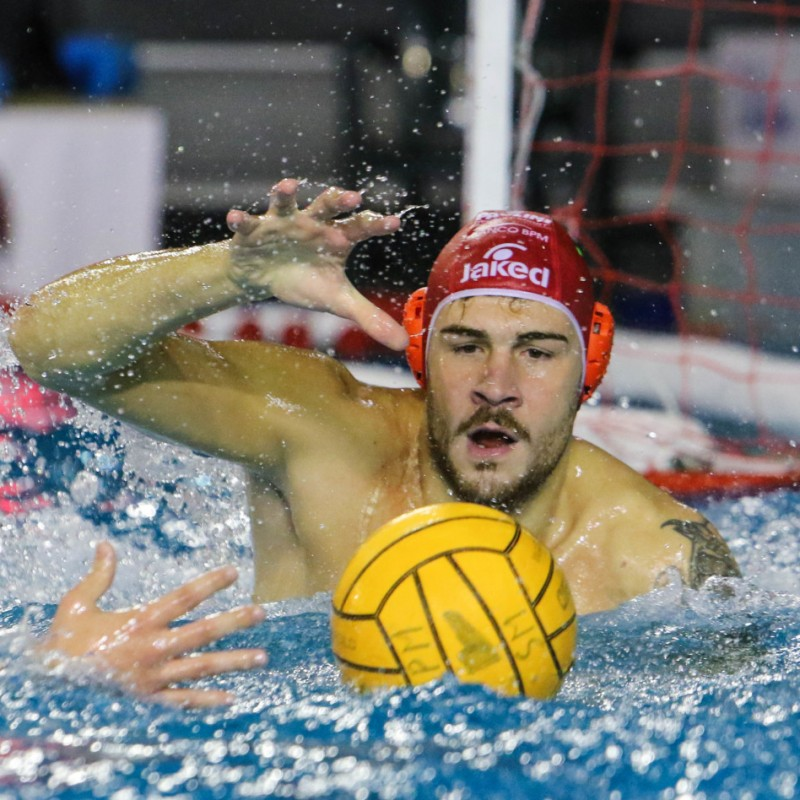 Gianmarco Nicosia's Signed Water Polo Kit