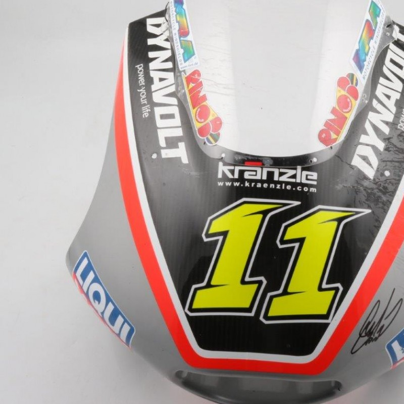 Team Dynavolt motodress, used by Sandro Cortese