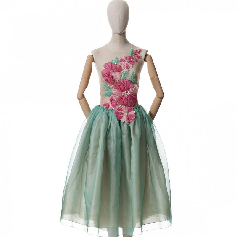 Hannibal Laguna Collection Dress