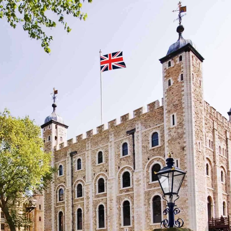 """Ceremony of Keys"" and Tour of The Tower of London"