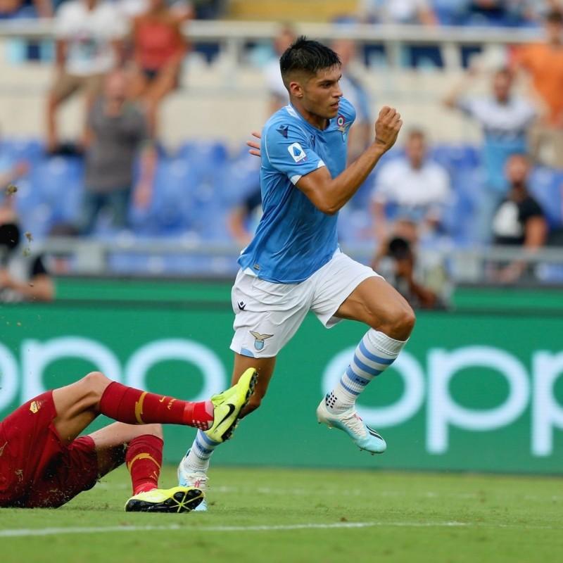Correa's Lazio Match Shorts, 2019/20