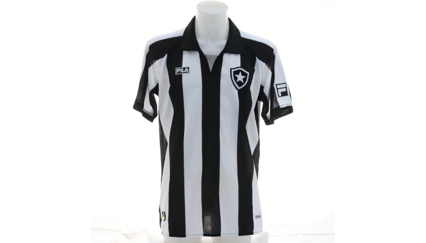 Botafogo's N°17 Match Shirt, 2010 Season