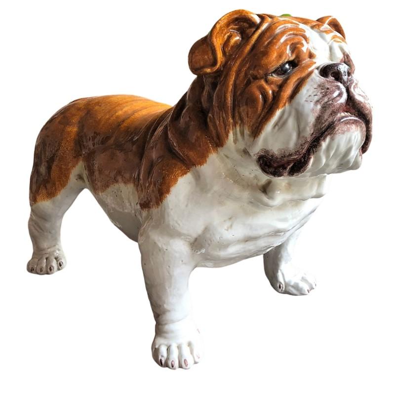 British Bulldog - Ceramic Design Object