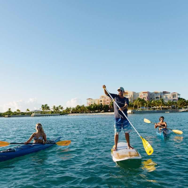 All-Inclusive Stay in Turks and Caicos at Blue Haven Resort, Plus Airfare
