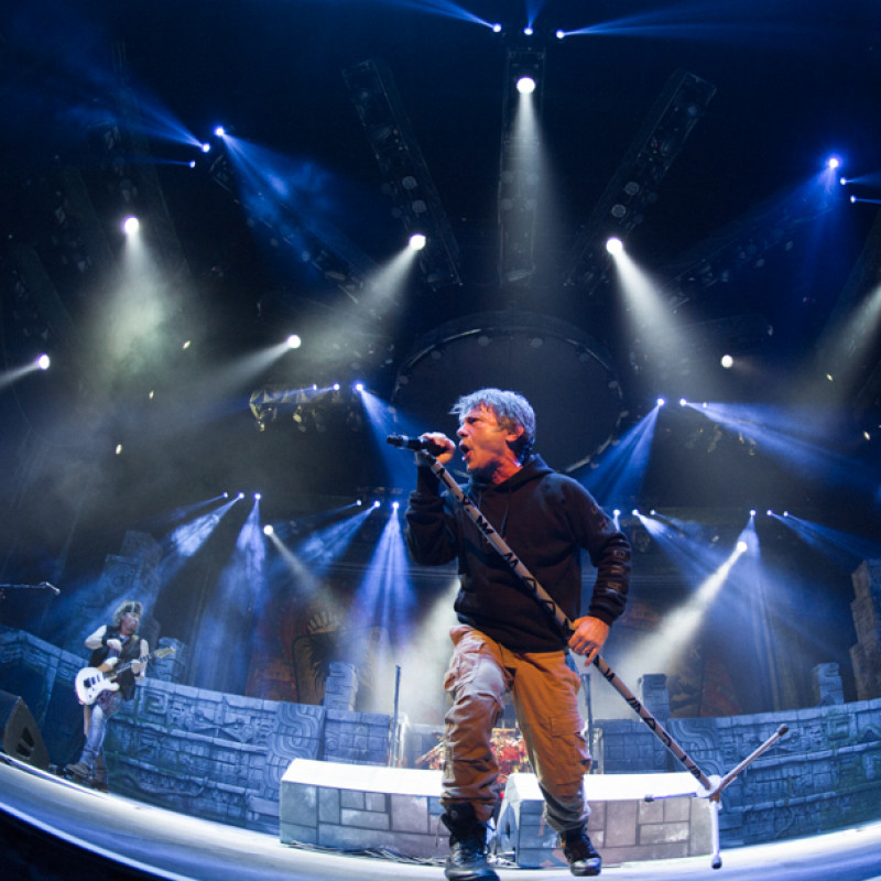 See Iron Maiden Live with Rod Smallwood in Philadelphia