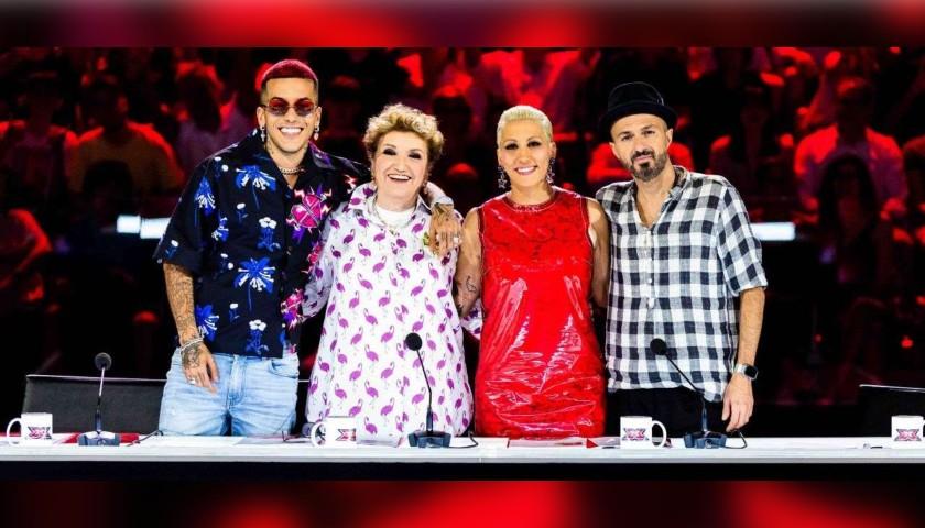 Enjoy the X Factor Italy 2019 Final at the Mediolanum Forum in Milan, Italy