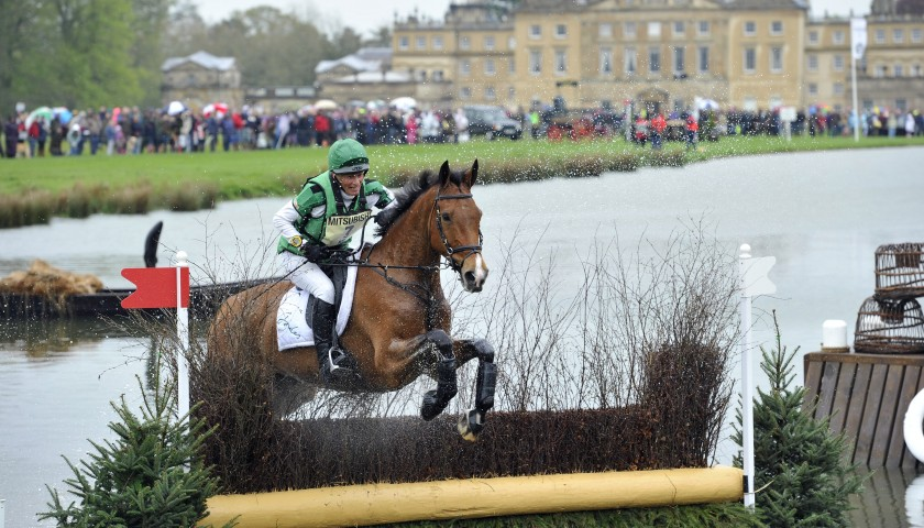 Incredible Cross Country Experience VIP Package for 4, to the Mitsubishi Badminton Horse Trials 2018