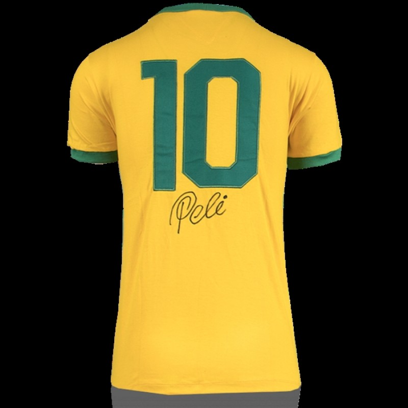 Brazil Retro Jersey – Pele