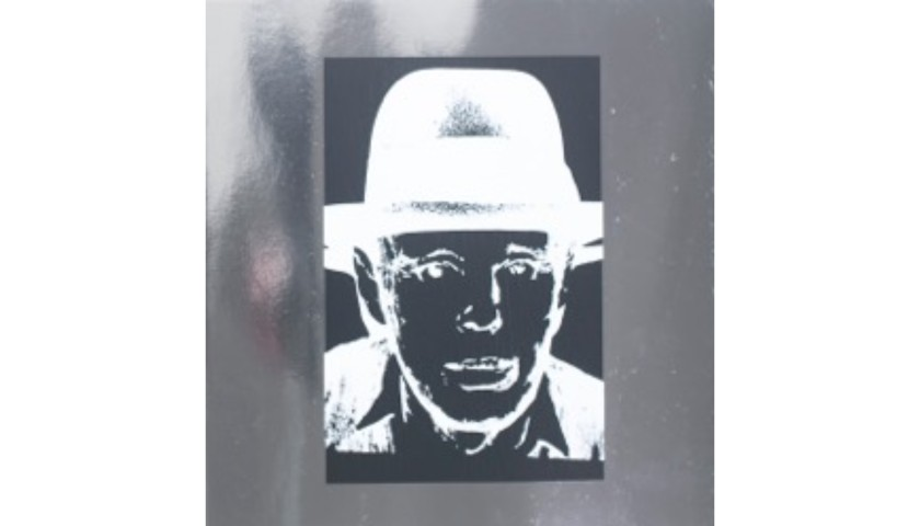 """""""Joseph Beuys"""" by Andy Warhol"""