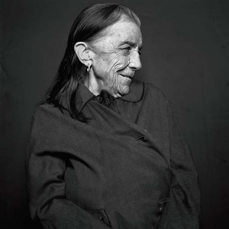 """""""Louise Bourgeois"""" by Michel Comte"""
