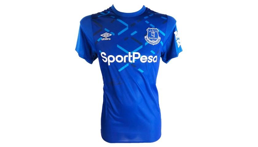 Richarlison Signed Everton Shirt