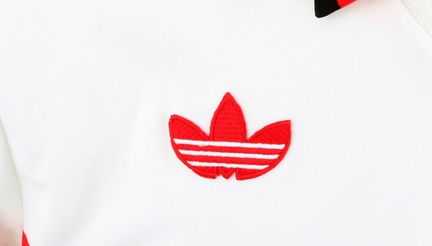 Donadoni's Milan Match-Worn 1990/91 Shirt