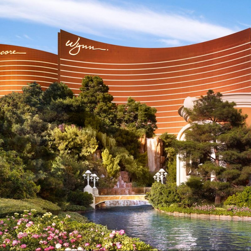 Wynn Las Vegas and Encore at Wynn Las Vegas 2-Night Stay